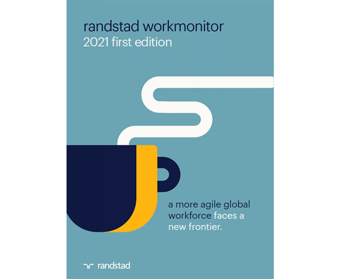 Workmonitor 2021 first edition cover